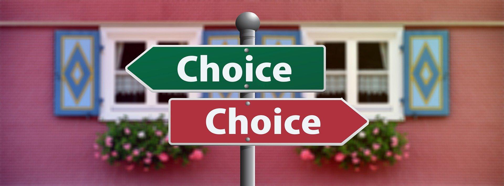 Entscheidungen treffen – den eigenen Weg gehen