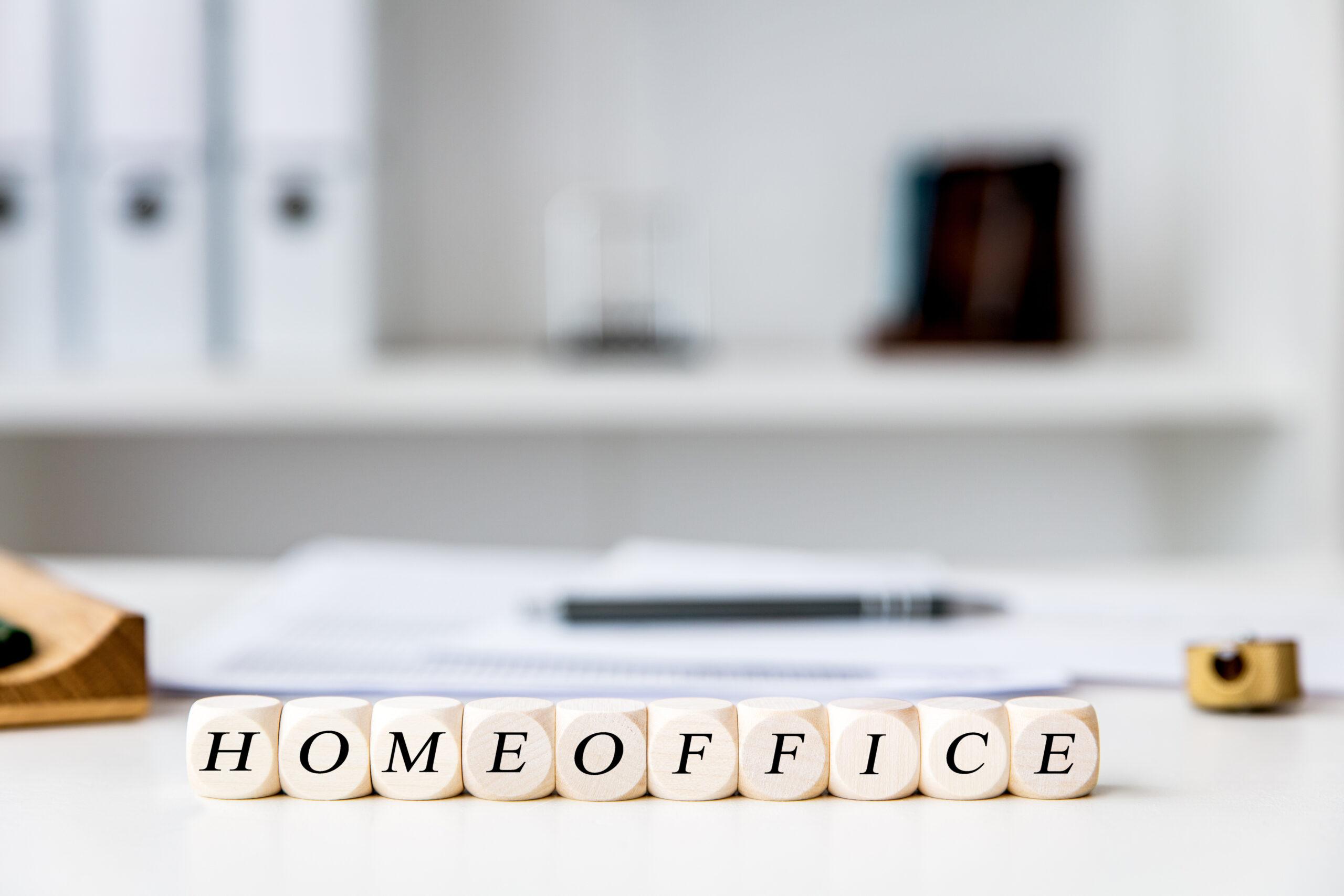 Home Office  – ist der Wille auch der Weg?
